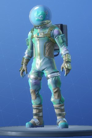 Skin Outfit LEVIATHAN