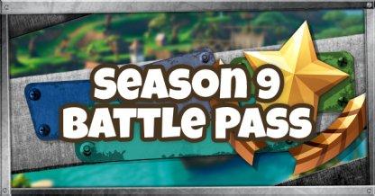Season 9 Battle Pass Guide - Challenges, Rewards, Skins