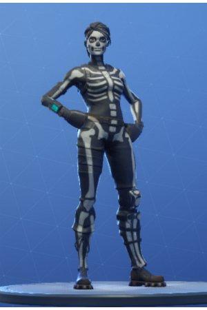 Skin Outfit SKULL RANGER