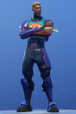 Skin Outfit BRITE GUNNER