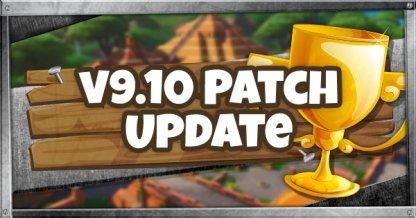 v9.10 Patch Update
