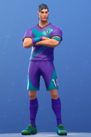 Skin Outfit STALWART SWEEPER